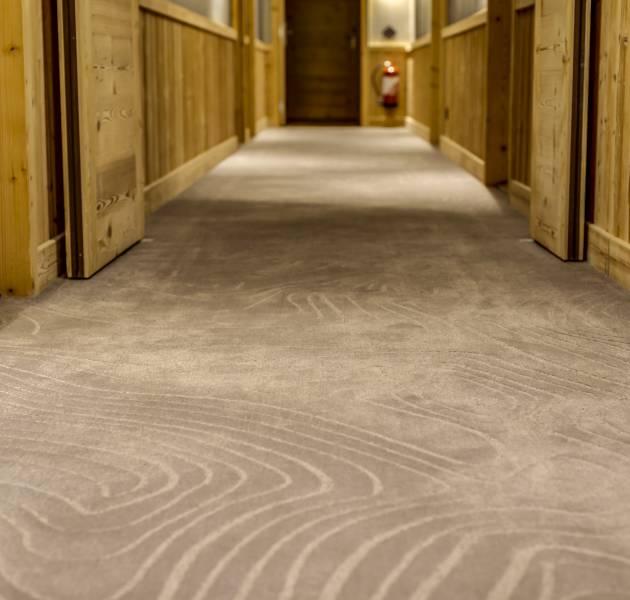 Hotel Avancher - moquette Highland - collection Territoire