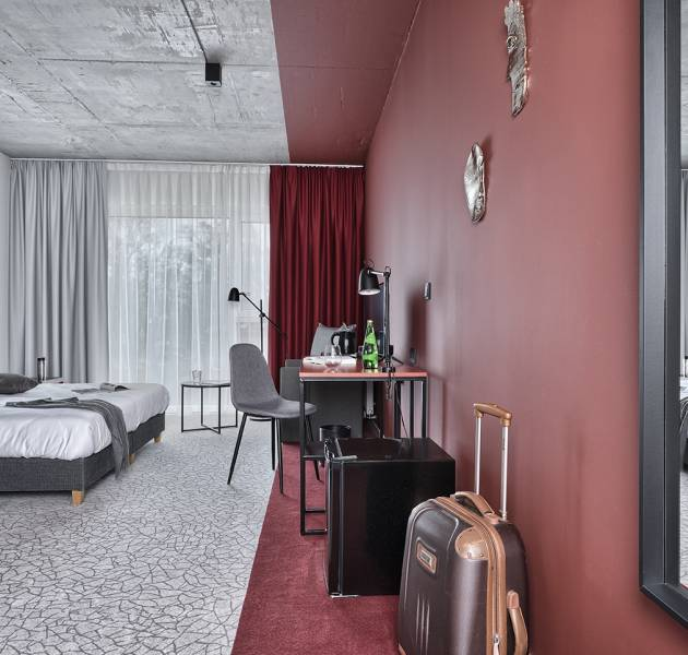 Top Design 650 Confort+ - Hotel Arche Piła