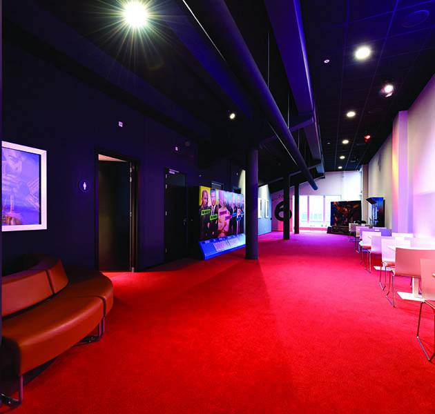 Inspiration Grande Reference hotel office cinema le design concept constellation couloirs