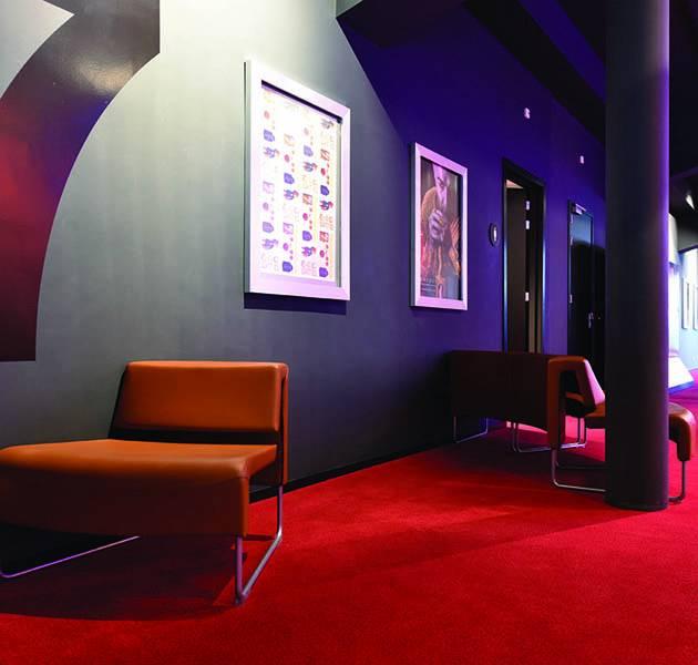 Inspiration Grande Reference hotel office cinema le design concept constellation entree salle