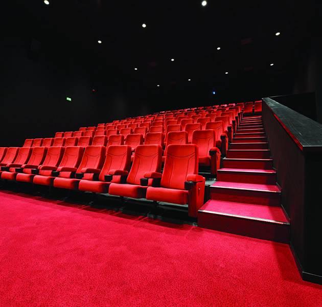Inspiration Grande Reference hotel office cinema le design concept constellation salle cinema