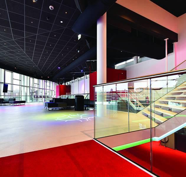 Inspiration Grande Reference hotel office cinema le design concept constellation palier