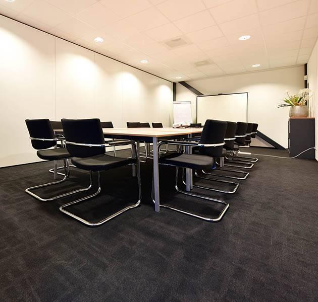 Inspiration Grande Reference office dalles Metropolitan grafik block salle de conseil