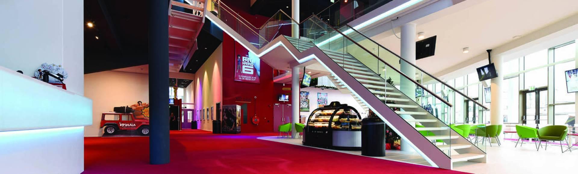 Inspiration Grande Reference hotel office cinema le design concept constellation