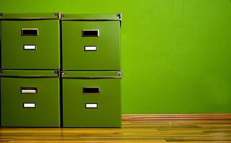 Inspiracja kolory sztuka dekoracyjna etażerki zielony