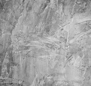 Inspiracja patyna sztuka dekoracyjna beton stary