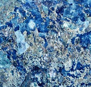 Inspiracja sztuka dekoracyjna ocean opal niebieski