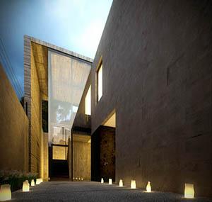 Inspiracja urbanistyczna sztuka dekoracyjna dom nowoczesny